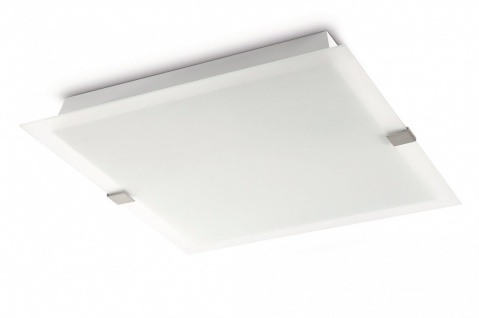 Philips myLiving Rectangle Deckenleuchte Modern Deckenlampe 30291-17-16