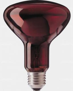 Philips Infrarot R95 Leuchtmittel 100W E27 Lampe Licht Wärmelampe