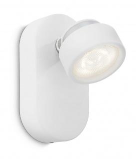Philips LED Spot Rimus Weiss Leuchte Wandleuchte Deckenleuchte 53270-31-16