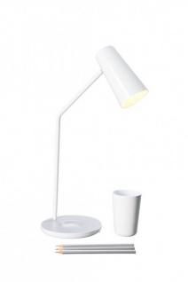 MASSIVE Schreibtischlampe 666253110 1 X E14 12 Watt, 230V (inklusive Philips Marken Leuchtmittel)