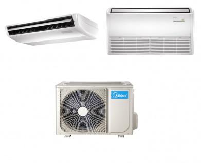 Midea Split Klimaanlage Inverter Flextruhe / Konsole 8, 8KW C&H