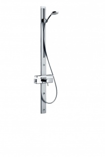 Hansgrohe Duschpaneel Croma 100 manuell Chrom 1