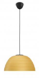 myLiving LED Pendelleuchte Var in Orange