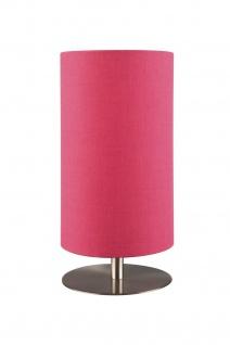 Tischleuchte Pink Masse Tischlampe Modern Tisch Leuchte - Vorschau 1