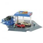 Schuco Junior Line Set Werkstatt Autos 1:72 Auto Service
