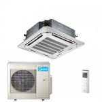 Klimaanlage Midea Super Slim 4-Wege Deckenkassette 10, 5kW C&H Inverter