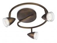 Philips myLiving Maple Spot Deckenleuchte LED Leuchte Spotrondell 53219-06-16