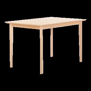 Standard Furniture Esstisch Bonny mit fester Tischplatte Massivholzausführung und Tischgröße wählbar