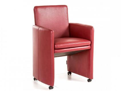 W. Schillig Rialto 10600 Swansea Polstersessel Einzelsessel mit freischwingenden Rücken wählbar für ihr Wohnzimmer oder Esszimmer in Stoff oder Leder
