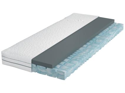 Schlaraffia Blue Z66 Geltex inside Matratze in verschieden Größen und Härtegraden