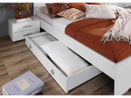 rauch packs lorca schlafzimmer schwebet renschrank bettanlage mit nachttischen und wahlweise. Black Bedroom Furniture Sets. Home Design Ideas