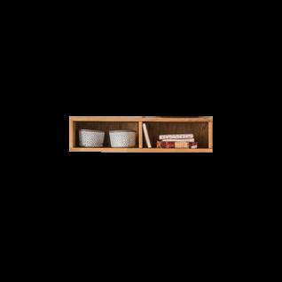 Skalik Meble Mido Jugendzimmer Bett Kleiderschrank Schreibtisch Rollcontainer Front und Korpus Eiche Massivholz Natur geölt - Vorschau 5
