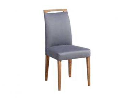 Dkk Klose Stuhl S41 Marshmallow mit Griff A Polsterstuhl 671 für Wohnzimmer oder Esszimmer in vier Polstervarianten Gestell aus Massivholz in verschiedenen Holzausführungen Bezug Leder oder Stoff in großer Auswahl erhältlich