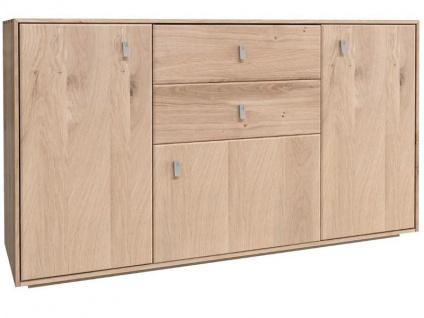 Dkk Klose Kollektion K32 Kastenmöbel Sideboard mit Schubkästen und Türen Massivholz Beimöbel für Esszimmer Holzfarbton wählbar