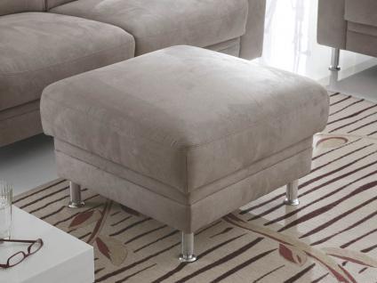 Carina Cora Hocker in verschiedenen Sitzhöhen- und Qualitäten als Ergänzung zu Ihrem Polstermöbel Cora