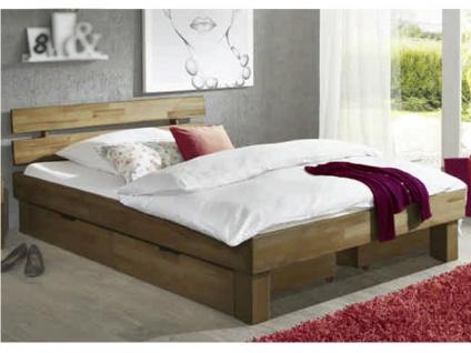 elfo futonliege jenny mit kopfteil wildeiche massivholz grosse wahlbar zubehor wie nachtkonsole und bettkastenset optional futonbett