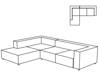 Tom Tailor Ecksofa Größe XL Heaven COLORS Casual, inklusive Kissenset Größe XL, optional mit Bettkasten und Bettfunktion wählbar - Vorschau 5