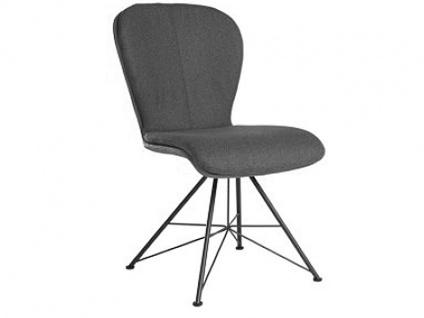Bert Plantagie Blake Spin Komfort mit Uni-Mattenpolsterung Stuhl 613C für Esszimmer Esszimmerstuhl Gestellausführung und Bezug in Leder oder Stoff wählbar