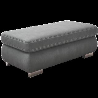 Megapol XXL-Hocker MP-IN17041 Antaris wahlweise mit praktischem Stauraum für Kissen und Decken