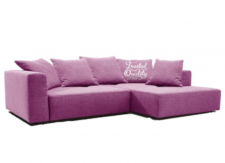 Tom Tailor Ecksofa Größe XL Heaven COLORS Casual, inklusive Kissenset Größe XL, optional mit Bettkasten und Bettfunktion wählbar - Vorschau 1
