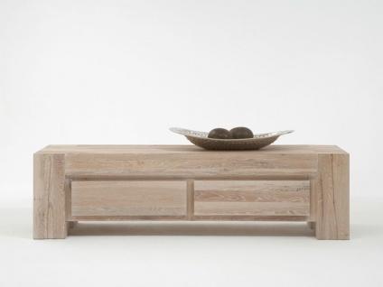 Bodahl Mobler Boston TV-Bank 10056 rustic oak Massivholz mit einer Tür und einem Schubkasten Medienschrank für Wohnzimmer in sieben Ausführungen wählbar