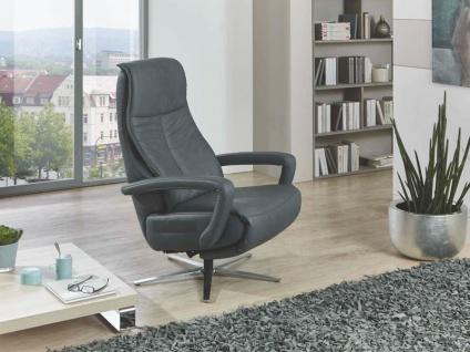Hukla TV-Sessel CA52, Basis-Variante C mit manueller Verstellung in verschiedenen Ausführungen konfigurierbar