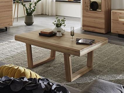 Hartmann KVIK Couchtisch 0449 in Kernbuche Massivholz mit U-Gestell Tisch für Wohnzimmer ***kurze Lieferzeit***