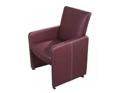 K+W Silaxx 6019 Sessel für Esszimmer Bezug Ausführung Funktion wählbar