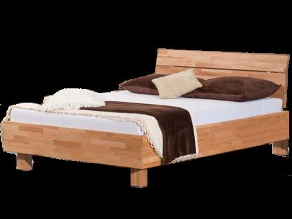 Neue Modular Primolar Bett Misano mit Kopfteil Mileto und Füße Varese Liegefläche 180x200 cm