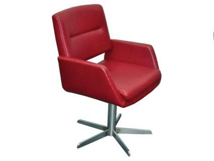 K+W Silaxx 6115 SB Drehsessel Sessel Hoher Rücken Mit Kreuzfuß KW Möbel  Sessel Für