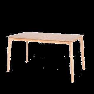 Standard Furniture Esstisch Liam feste Tischplatte oder mit Auszug Tisch für Esszimmer Holzausführung Tischplattenvariante Größe und Form wählbar