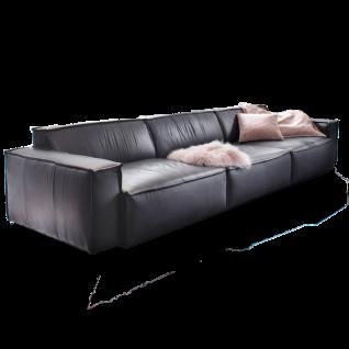 Candy Polstermöbel Einzelsofa Upper East im Urban Style auf Gleitern in zahlreichen Bezügen erhältlich