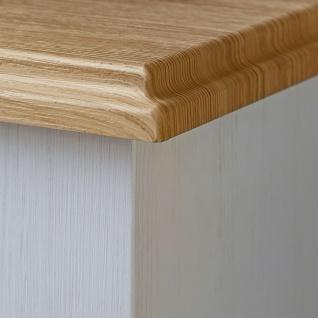 Wohn-Concept Lima Sideboard 20 in Pinie Hell Oberboden MDF Farbe wählbar Kommode mit zwei Holztüren und fünf Schubkästen für Ihr Wohnzimmer oder Esszimmer - Vorschau 5