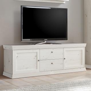 Mäusbacher Matrix Lowboard 0630-LB_22-193 Dekor für Korpus Front Sockel und Kranz wählbar TV-unterteil mit zwei Türen und zwei Schubkästen - Vorschau 3