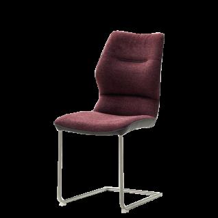 MCA furniture Stuhl Orlando im 2er Set Bezugsfarbe wählbar ideal für Ihr Esszimmer oder Ihre Küche