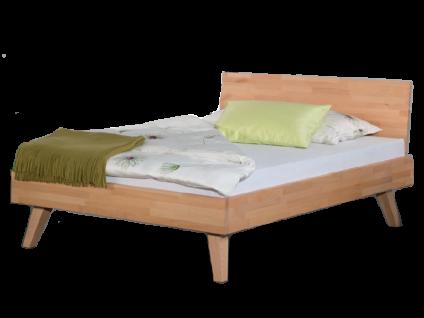 Neue Modular Primolar Bett Serino mit Kopfteil Corleto und Füße Borgo Liegefläche 180x200 cm