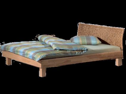 Neue Modular Primolar Varese Bett mit Kopfteil Savona und Füße Varese Liegefläche ca. 180x200 cm