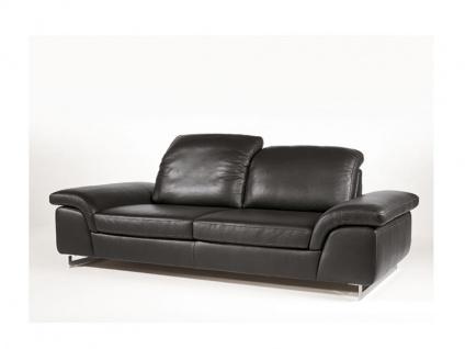 Schillig Willi Einzelsofa Joyzze Plus 15651 Sofa 2 mit Sitztiefenverstellung verschiedenen Größen mit oder ohne Seitenteil -und Kopfstützenverstellung für ihr Wohnzimmer in Stoff oder Leder