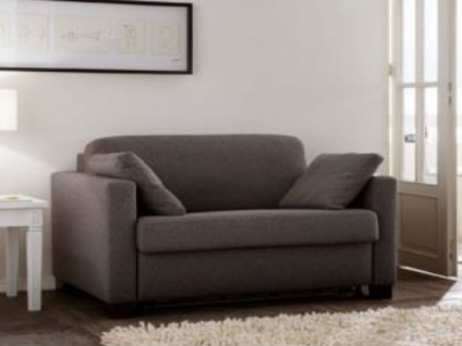 Candy Sessel all-round mit Bettfunktion Armlehnen Füße und Bezug wählbar