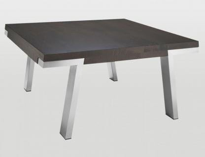 Bert Plantagie Couchtisch Seven passend zum Esstisch Seven Tisch für Wohnzimmer Tischplattenausführung Gestellausführung und Größe wählbar - Vorschau 1
