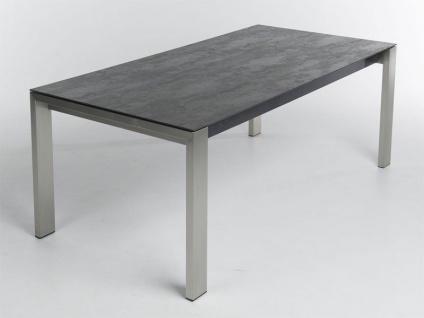 bert plantagie opi keramik esstisch mit auszugsfunktion tisch f r esszimmer. Black Bedroom Furniture Sets. Home Design Ideas