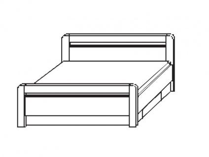 komfort schlafzimmer online bestellen bei yatego. Black Bedroom Furniture Sets. Home Design Ideas