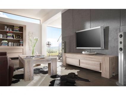 Bodahl Mobler Boston TV-Bank 10056 rustic oak Massivholz mit einer Tür und einem Schubkasten Medienschrank für Wohnzimmer in sieben Ausführungen wählbar - Vorschau 2