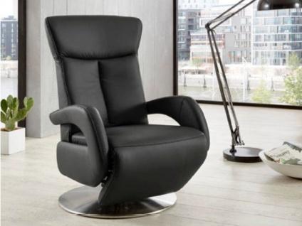 Steinpol Polsteria TV-Sessel MatriXX Style mit manueller oder motorischer Verstellung in Stoff oder Echtleder Ausführung wählbar