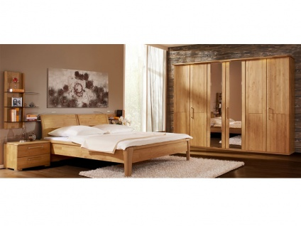 bett erle massiv g nstig sicher kaufen bei yatego. Black Bedroom Furniture Sets. Home Design Ideas