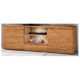 Standard Furniture Kopenhagen Lowboard 4 Massivholz Kernbuche Geolt