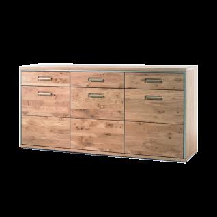 MCA Furniture Espero Sideboard ESP11T01 in Ast-Eiche Bianco massiv geölt für Ihr Wohnzimmer
