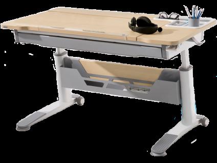 Schreibtisch birke g nstig online kaufen bei yatego for Paidi kinderschreibtisch