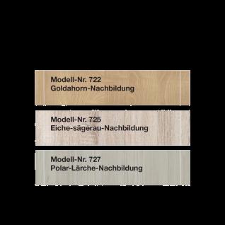 Wiemann Luxor 3&4 Schlafzimmer Kombikommode mittig 5 Schubkästen 2 Türen außen Farbausführung wählbar - Vorschau 3