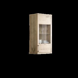 Dkk Klose Kollektion Kastenmöbel K31-A Hängeboard mit einer Glastür in einer wählbaren Ausführung mit einer furnierten Rückwand mit wählbarem Türanschlag für Ihren Wohn- und Essbereich